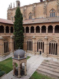 Claustro de los Reyes in the Convento de San Esteban, Salamanca