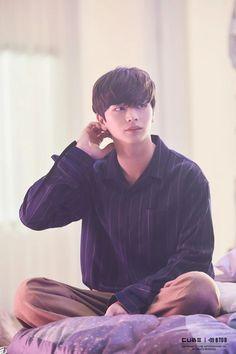 BTOB Yook Sungjae 'Beautiful Pain' M/V filming scene behind Yook Sungjae Goblin, Yook Sungjae Cute, Sungjae And Joy, Sungjae Btob, Im Hyunsik, Minhyuk, Hyungwon, Asian Actors, Korean Actors