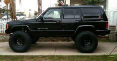 35s on 3 inch lift - Page 2 - Jeep Cherokee Forum