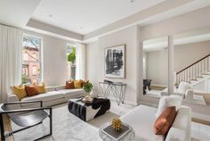 This 1870s Boerum Hill brownstone is ideally located and completely renovated with 4,100 square feet of living space over five floors.