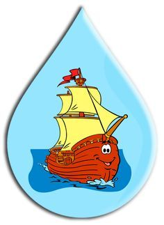 Матеріали для лепбука вода Water Saving Tips, Water Day, Water Cycle, Water Games, School Decorations, Earth Day, Childhood Education, Kid Spaces, Pre School