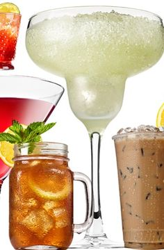 Repinned: 10 Guilt-Free Summer Drinks To Make Now!