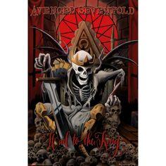 Avenged Sevenfold - M.I.A. Lyrics HD - YouTube