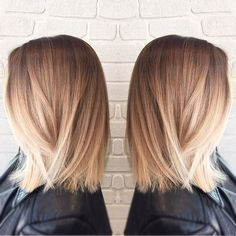 """Thelong bob (or lob) is the most popular and chicest haircut of 2015.Don't believe it? Just check your Instagram. The style is definitely """"the cut"""" of the year, and for good reason – it'sversatile,easy to maintain and style. The lob has the perfect length – it's long enough to be pulled into a ponytail, a …"""