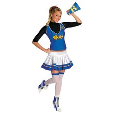 Archie Comics Betty Halloween Costume for Women - Large