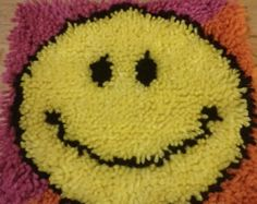 Popular items for vintage smiley face on Etsy