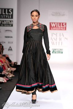 Shruti Sancheti at Wills Lifestyle India Fashion Week A/W 2014