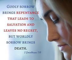 7 Beneficial Results of Genuine Sorrow | Cathy Bryant
