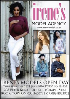 Modelling, grooming and #selfconfidence courses
