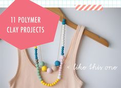 Picture creative-eleven-diy-polymer-clay-projects-8 « Creative: Eleven DIY Polymer Clay Projects | justb.
