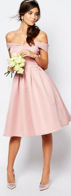 Blush Pink Homecoming Dress,Homecom