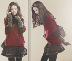 SO cute for winter ♥
