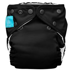 Charlie Banana One-Size Pocket Cloth Diaper in Black : http://www.naturebumz.com/charlie-banana-pocket-diaper-black-small.html