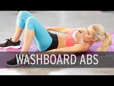 On today's episode of XHIT, fitness trainer Rebecca-Louise shows you the best ab exercises to flatten your stomach! Remember, always mix up your workout to see better results lose weight Fitness Hacks, Fitness Workouts, Sport Fitness, Body Fitness, Health Fitness, Ab Workouts, Gym Fitness, 10 Minute Ab Workout, 10 Minute Abs