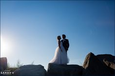 Seacoast Science Center New Hampshire Wedding Photographer Rye NH Photo / I AM…