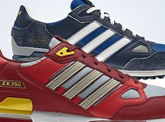 adidas ZX 750 – May 2013 Colorways