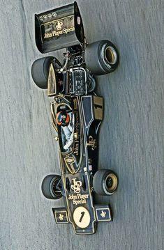 ——- Lotus - Emerson Fittipaldi ———-