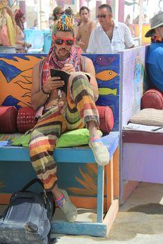 Say No 2 Ugly: Burning Man fashion 2012 - Men's creativity thrives in the desert