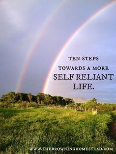 Homesteading and self sufficiency comes in a variety of ways. You don't need the LAND and space to become self sufficient. You can start right now.
