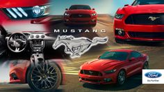 The new Ford Mustang is coming to the UK in 2015 :)  #AutoCustomersUK