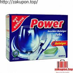 Таблетки для посудомоечной машины G&G Power 60 sht