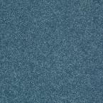 Carpet Sample - Slingshot III - In Color Forget Me Not 8 in. x 8 in.