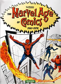 Roy Thomas: Marvel Age Of Comics – 1961 to 1978 (hardcover)