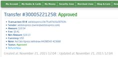 Ad Click Xpress - ACX paying all day and here is my payment Nr.18!!! NO SCAM HERE!!! THANKS ACX!! Here is my Withdrawal Proof from AdClickXpress AdClickXpress is the top choice for passive income seekers. Making my daily earnings is fun, and makes it a very profitable!I am getting paid daily at ACX and here is proof of my latest withdrawal. This is not a scam and I love making money online with Ad Click Xpress. http://www.adclickxpress.com/?r=ivana980&p=aa AdClickXpress.Official