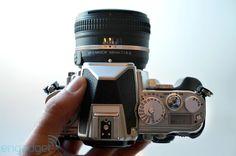 Nikon's $2,750 Df DSLR lets you shoot full-frame digital images like it's 1959 (hands-on)