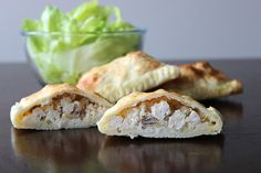 PicNic: Creamy Chicken and Mushroom Puff Pastries Meals To Make With Chicken, Friend Recipe, Sandwiches For Lunch, Incredible Recipes, Best Chicken Recipes, Dinner Is Served, Appetizer Dips, Creamy Chicken, Fall Recipes