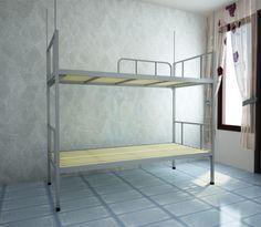 giường tầng  cho sinh viên và công nhân Ngày này trong các khu ký túc xá tại các trường đại học cao đẳng và các trung tâm dạy nghề thì giường tầng sắt đang là sản phẩm được nhiều khách hàng chọn lựa bởi những đặc tính mà chiếc giường mang lại. Tiện nghi...