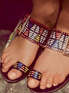 Free People Mayan Sandal at Free People Clothing Boutique