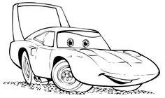 disney cars zum ausmalen 04 | kinderparty | cars ausmalbilder, ausmalbilder zum ausdrucken und