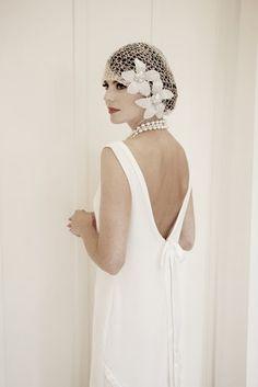 mariages r tro robes de mari es style ann es 20 30 josephiiiine pinterest. Black Bedroom Furniture Sets. Home Design Ideas