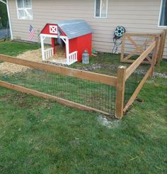 Outdoor mini pig house and pen Pig Shelter, Goat Pen, Pot Belly Pigs, Pig Pen, Animal Room, Pet Pigs, Baby Goats, Backyard Farming, Hobby Farms