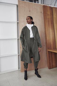 Zero + Maria Cornejo Fall 2021 Ready-to-Wear Collection - Vogue Zero Maria Cornejo, Fashion Show Collection, Amazing Women, Ready To Wear, Autumn Fashion, Normcore, My Style, How To Wear, Runway