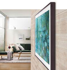 Buy Samsung the Frame TV Check the new features including Quantum Dot Technology and customizable bezel to install easier. Smartthings, Home, Smart Tv, Framed Tv, Tv, Light Table, Frame, Diy Chandelier, Diy Lighting