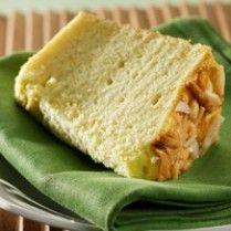ANGEL CHIFFON CAKE LABU KUNING http://www.sajiansedap.com/mobile/detail/2602/angel-chiffon-cake-labu-kuning-