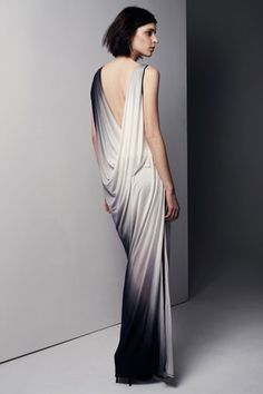 I want to live in Helmut Lang, but since I can't afford it, I will perhaps just be married in it instead.