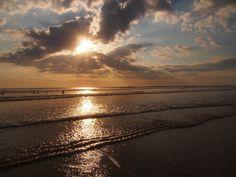 Golden Sunset, Playa Pelada, Costa Rica