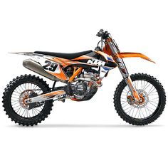 Factory Effex KTM Evo 13 Graphics Kit
