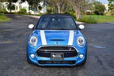 50 Best Blue Mini Cooper Convertible Ideas Mini Cooper Blue Mini Cooper Mini Cooper Convertible