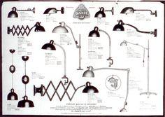 Elegant Kaiser Idell Brochure