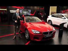 BMW M6 Coupé - Geneva Motor Show