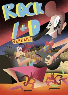 #ROCK #MAGAZINE #ROCKI+D #MUSICA #REVISTAS #ILUSTRACION  ¿Te gustaría leer Rock I+D en formato físico? Campaña de financiación para editar Rock I+D en papel. Un nuevo formato anual con más páginas, más contenidos y nuevas secciones dedicadas al estudio del rock en todas sus facetas. Crowdfunding verkami: http://www.verkami.com/projects/16499-revista-rock-id-en-papel-0/