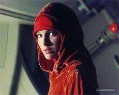 Star Wars: Episode I - The Phantom Menace publicity still of Natalie Portman