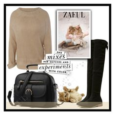 """Zaful 9/3"" by erina-salkic ❤ liked on Polyvore featuring Kate Spade"