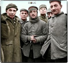British and German Soldiers Shown Fraternizing in No-Man's Land on the Western Front, throughout the Unofficial Christmas Truce (Christmas Day, Wilhelm Ii, Kaiser Wilhelm, World War One, First World, Christmas Truce, Christmas Eve, German Christmas, No Mans Land, British Soldier