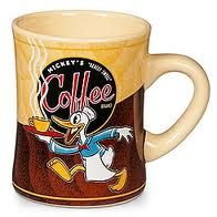 donald duck does coffee