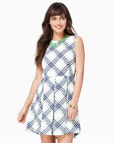 charming charlie | Coralyn Fit and Flare Dress | UPC: 100090197 #charmingcharlie